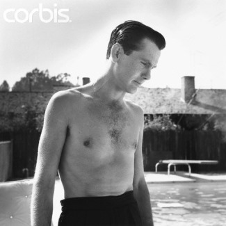 johnny carson shirtless