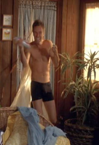 jr bourne shirtless underwear boxers or briefs