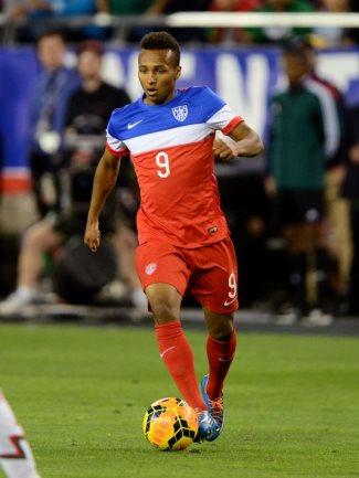 julian green - youngest american player world cup 2014