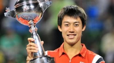 kei nishikori tennis champion