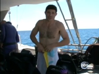 matt gutman body - bare chest