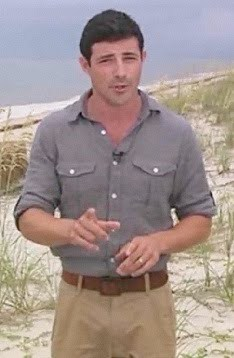 matt gutman younger - looks like kyle chandler in early edition - gary hobson