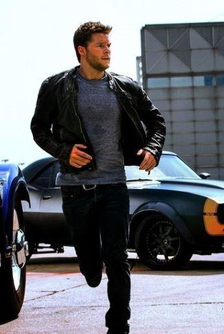 transformers 4 jack reynor Shane Dyson leather jacket