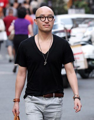 Hong Suk Chun - gay korean celeb
