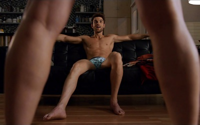 Nathaniel Buzolic Underwear significant mother3