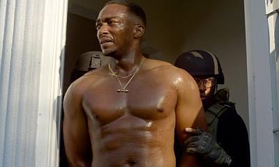 anthony mackie shirtless body
