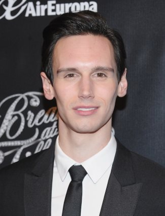 cory michael smith - the riddler