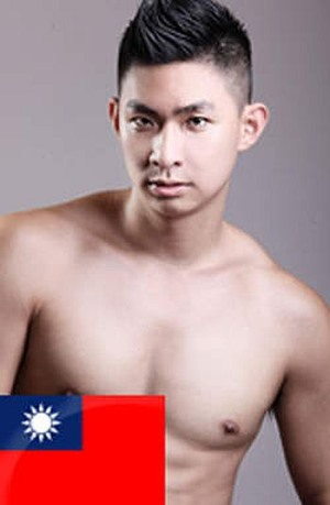 darien chen - mr gay world taiwan 2013-2