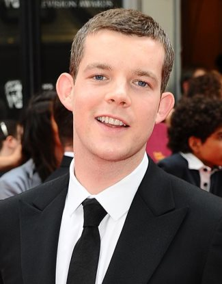 handsome guys with big ears - russel tovey