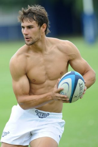 jj engelbrecht shirtless rugby hunk