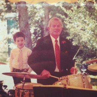 john mulaney young - with grandpa