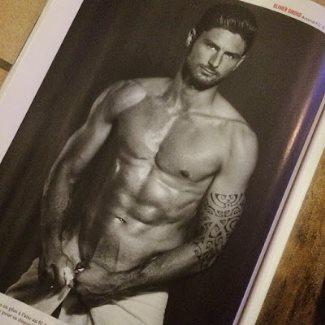 john oliver shirtless - not him but olivier giroud
