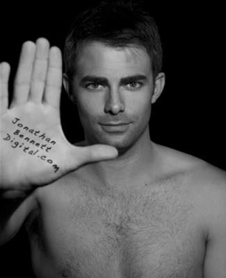 jonathan-bennett-shirtless-chest-hair