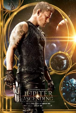 jupiter ascending leather pants - channing tatum