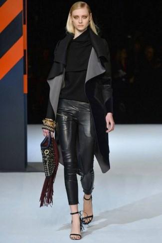 just cavalli best skinny leather pants