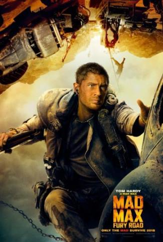 mad max leather jacket 2015 movie - fury road - tom hardy