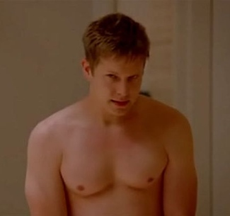 matt czuchry shirt off