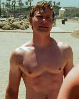 matt czuchry shirtless body