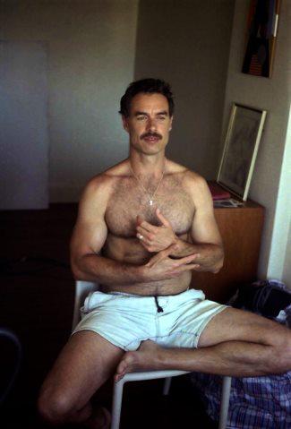 murray bartlett shirtless - hairy body