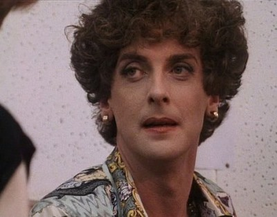 peter capaldi dressed as a woman