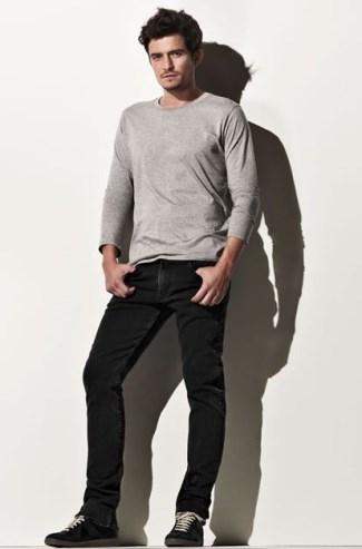 uniqlo celebrity endorsers orlando bloom slim fit jeans