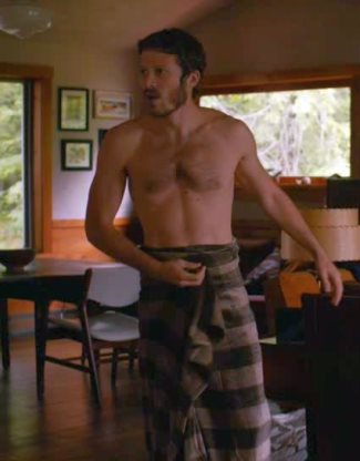 zach gilford shirtless body - in our nature