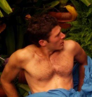 zach gilford no shirt - off the map