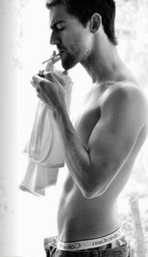 Luis Gerardo Méndez underwear by calvin klein