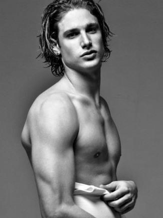 drew christy - survivor male model