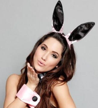 female lawyers kimberly playboy bunny on big brother house