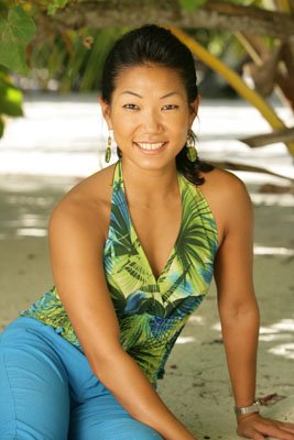 hot female lawyers - becky lee - survivor cook islands