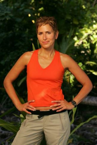 hot female lawyers - caryn groedel survivor palau