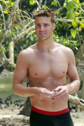 hot lawyers male - matt quinlan - survivor one world