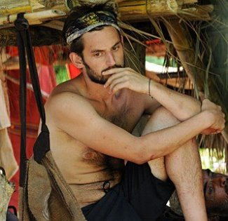 hot male lawyers - david murphy - survivor redemption island