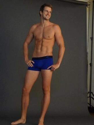 james magnussen underwear model shirtless