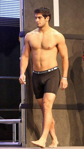 jimmy garoppolo girlfriend - underwear - new england patriots quarterback