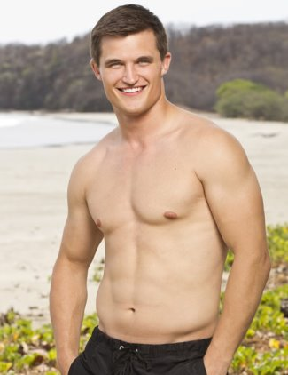 jon misch shirtless survivor hunk