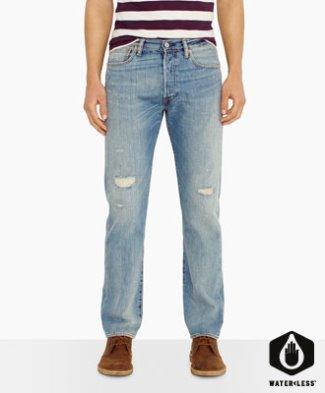 levis 501 original fit jeans - sale - discount
