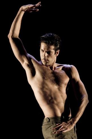 dance hunks on tv - Marcelo Gomes