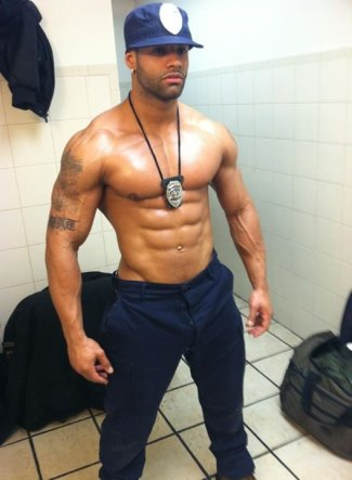 shirtless real hot cops - unnamed