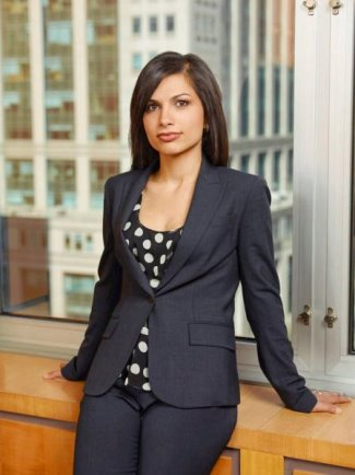 the apprentice female lawyer contestants - Mahsa Saeidi-Azcuy