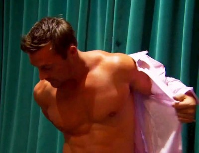 Chris Soules shirtless - bachelor - farm boy2