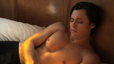blair redford shirtless underwear