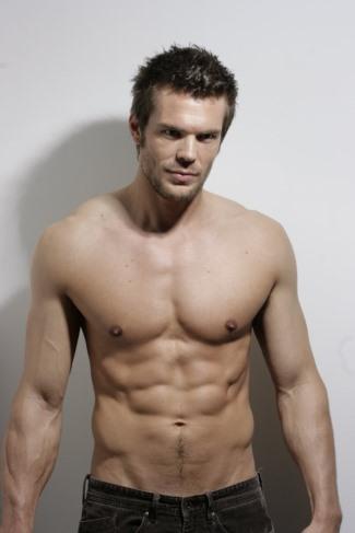 charlie weber shirtless body - hot