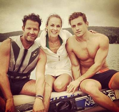 jeremiah brent shirtless - nate berkus husband