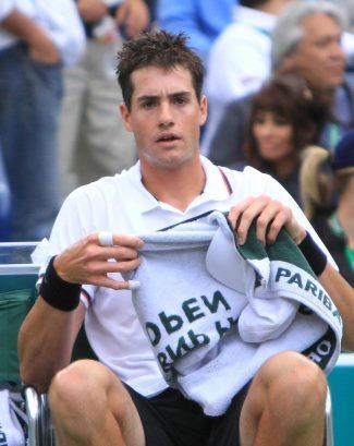 john isner hot tennis hunk