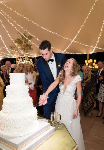 john isner wedding to madison mckinley