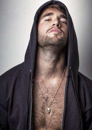 josh bowman sexy chest hair