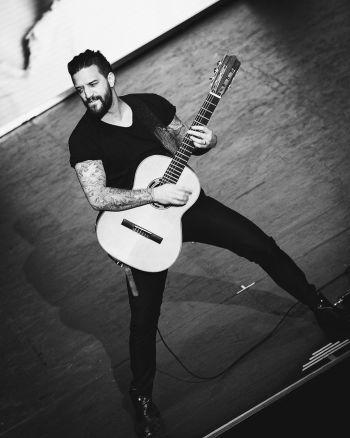 mark ballas rock star singer