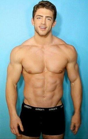 nick ellens gardener shirtless3